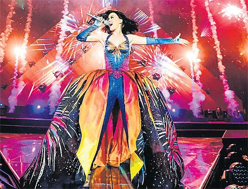 Katy Perry Tour Ticket Sales