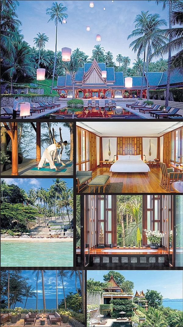 196 Et 83000 Thailand Tel 968 2521 8000 Website Www Aman Resorts Amanpuri Email