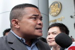 Red-shirt leaders go to Criminal Court