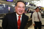 Thai envoy leaving for P.Penh