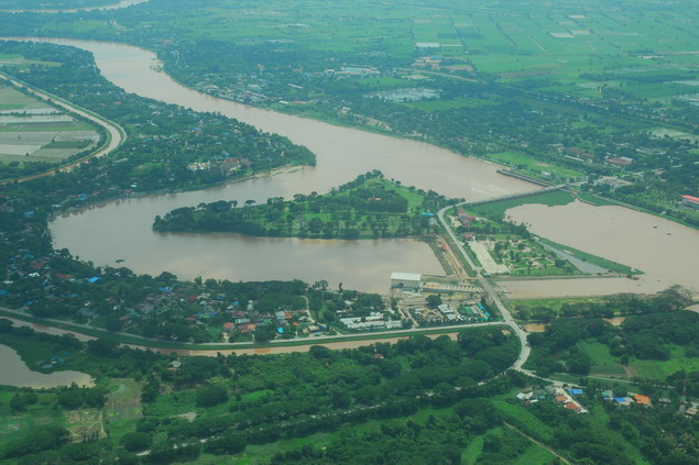 Chao Phraya Dam #