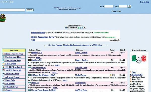 Internet Site of the Week | Bangkok Post: tech