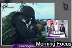 Morning Focus: Cambodian army threatens to open fire on Thai troops (01/02/2011)