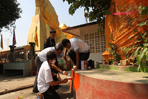 Thailand Floods: Repairing The Temples