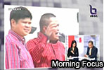 Morning Focus: Red Shirts Swamred Democracy Monument (11/04/2011)
