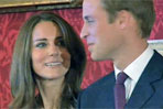 Prince William and Kate Middleton are to marry on April 29