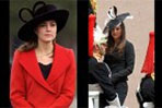 Britain's royal wedding: Kate's wedding dress?