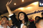 Election Day: Pheu Thai Claim Landslide Victory