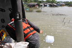 Airborne Flood Relief