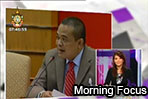 Morning Focus: Jatuporn strip of MP status (30/11/2011)