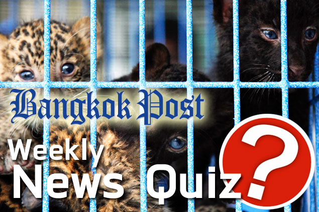 Weekly News Quiz, May 24