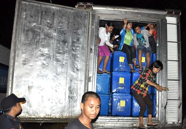 Thailand sex slave trade