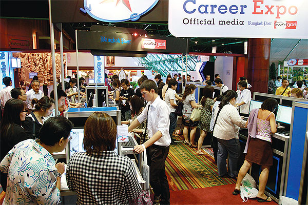 Starting salaries of 15,000 a month? | Bangkok Post: learning