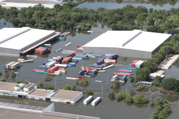Economic cost of flooding
