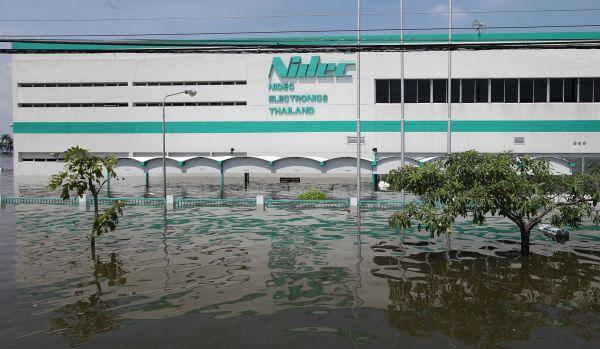 Nidec headquarters