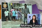Morning Focus: Flood halts air, rail services in the South (04/01/2012)
