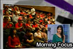 Morning Focus: Fri February 3rd, 2012 part1