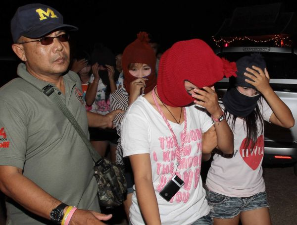 the problem of prostitution in bangkok and the end child prostitution and trafficking group Understanding the complexities of human trafficking and child the organization end child prostitution significant trafficking problem but that their.