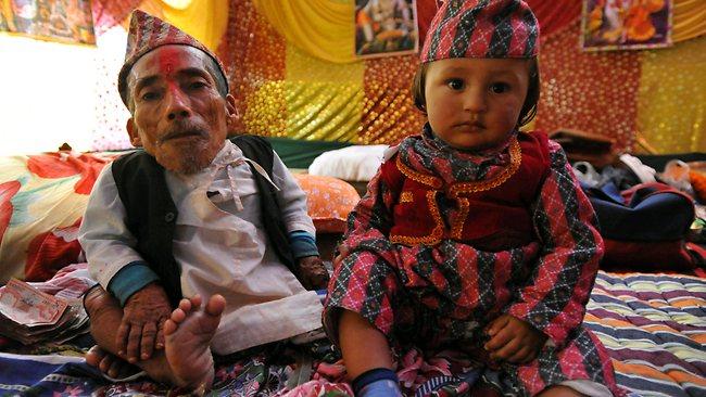 Chandra bahadur dangi children