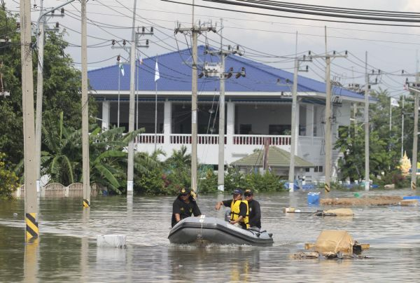 Flood Prevention Running Out Of Time Bangkok Post Learning