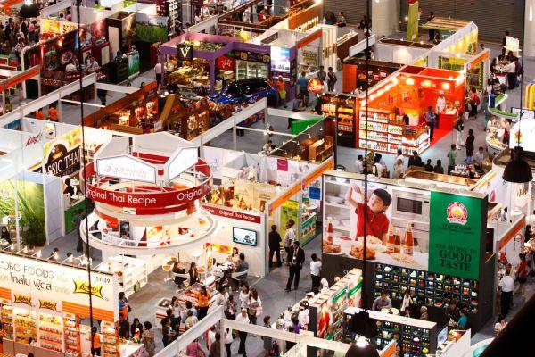 thailand 39 s food industry show opens bangkok post learning. Black Bedroom Furniture Sets. Home Design Ideas