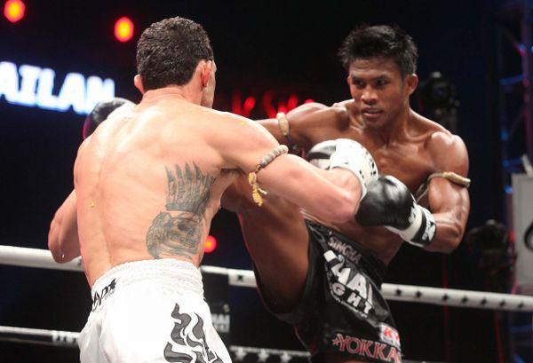 thai boxing champion buakaw retires bangkok post learning