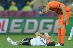 Germany 2-1 Netherland