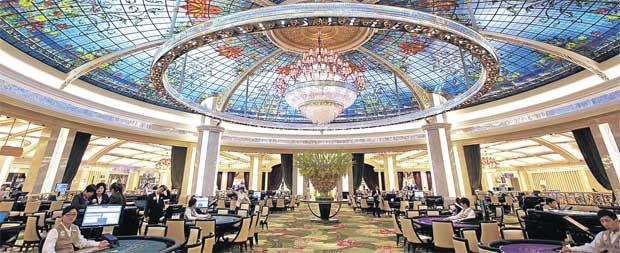 Bangkok casino places