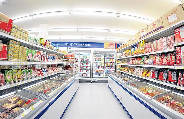 Fresh food retail chain