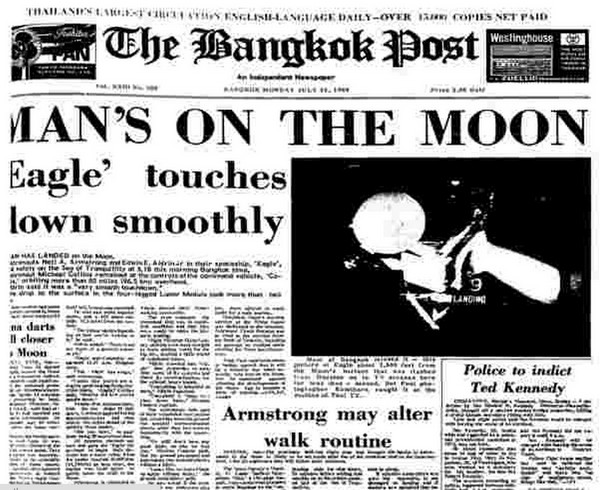 moon landing article - photo #22