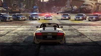 Need For Speed Promo Drives Viewers Toward Release Day Play