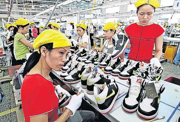 factory nike shoes