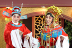 Translating Chinese opera into Thai