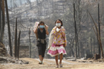 37 killed in Ban Mae Surin refugee camp fire