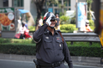 Helping Bangkok traffic police battle the bulge