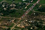 Tornado rips through OK