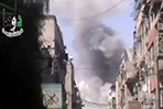 Air strikes on Douma, UN to send in chemical weapons investigators