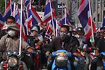 Thai Protesters Vow To Paralyse Government