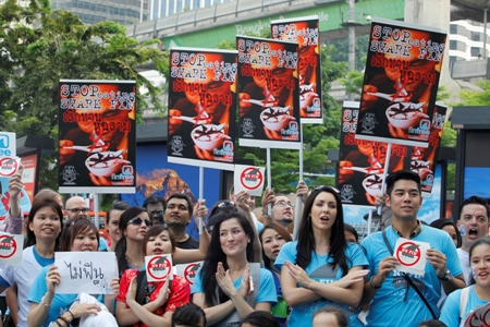 Shark fin campaign targets Chinese NY | Bangkok Post: news