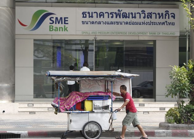 Small and Medium Enterprise Development Bank of Thailand. Image: Bangkok Post