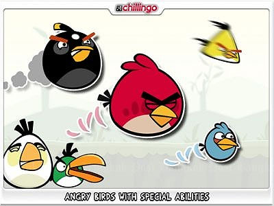 angry bird original