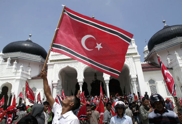 Acehnese public seek approval of separatist flag | Bangkok Post: news