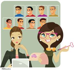 Setting up a matchmaking service