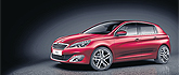 New Peugeot 308 unveiled