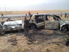 Iraq violence kills eight