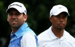 Garcia over Sawgrass meltdown but not Tiger spat