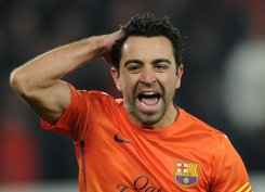 Beating Mourinho 'extra motivation' for Barca's Xavi