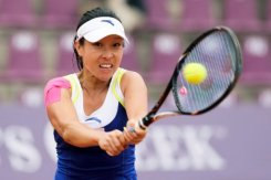 Iron woman Zheng stuns Wozniacki in Brussels