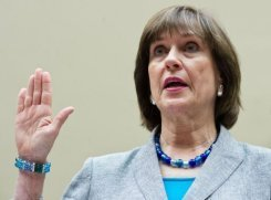 IRS unit head refuses to testify about targeting