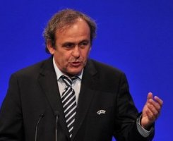 Platini warns of 'dangers' threatening sport